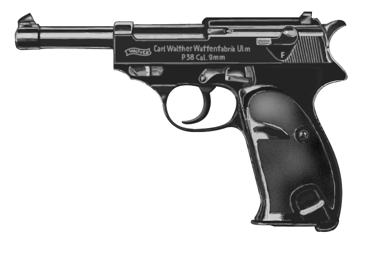 Walther p38 - вальтер р38 | о р у ж и е