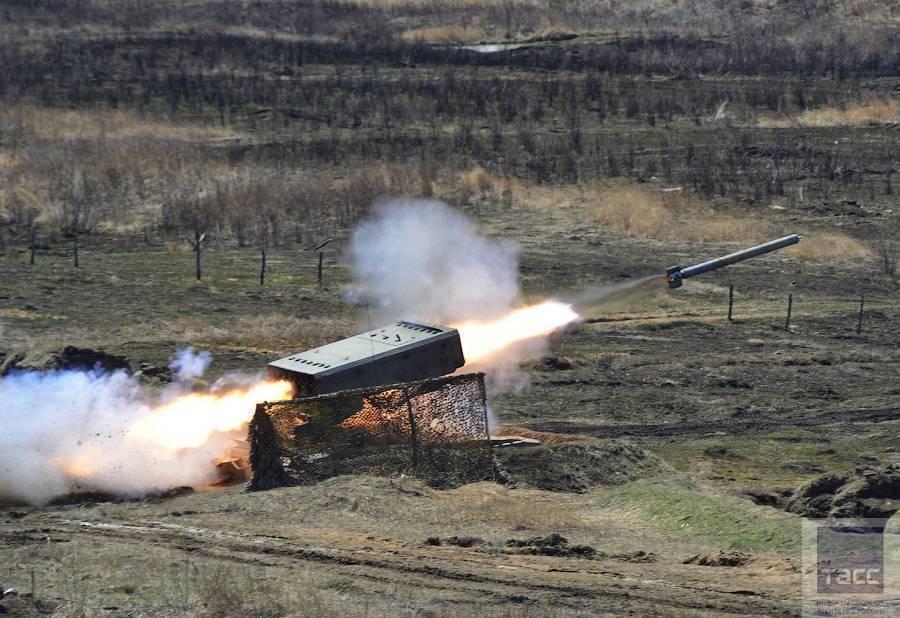 Огнемет «Буратино» – золотой ключик от позиций противника
