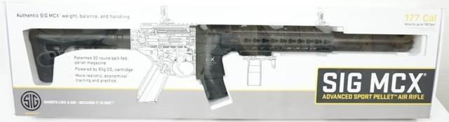 Штурмовая винтовка sig sg 540