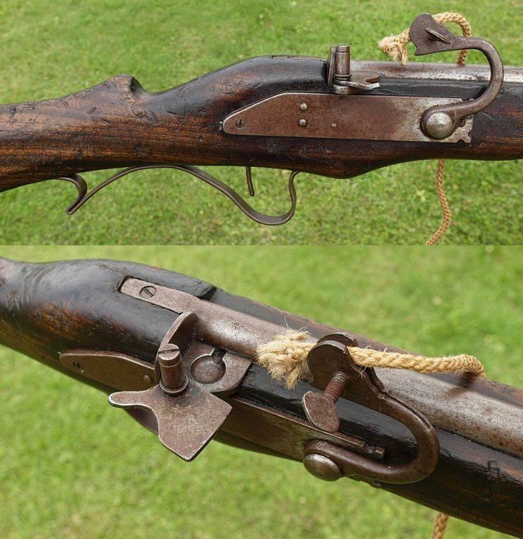 Мушкет — силы пехоты и оружие бравых солдат. сувенирный мушкет своими руками мушкеты