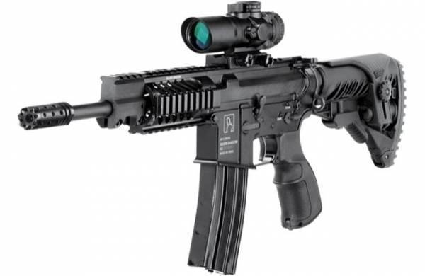 Colt ar-15 identification guide - internet movie firearms database - guns in movies, tv and video games
