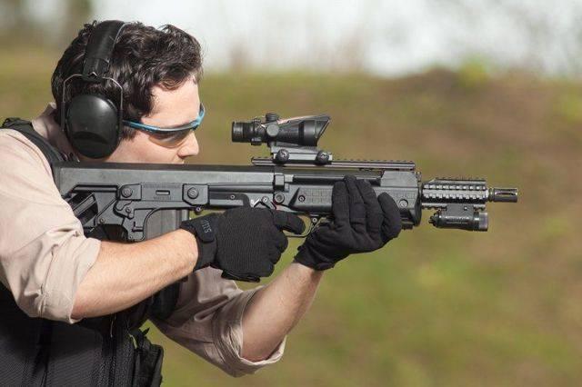Самозарядная винтовка kel-tec rfb