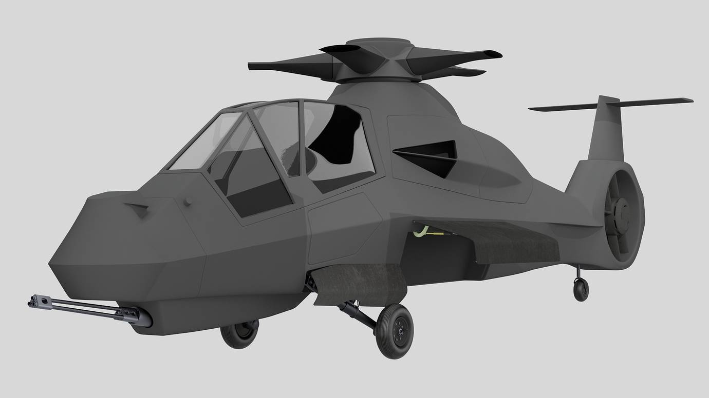 Прочитайте онлайн вертолеты. иллюстрированная энциклопедия | боинг-сикорский rah-66 «команч»