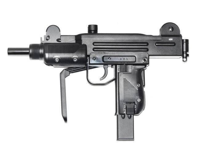 Пистолет-пулемет узи ттх. фото. видео. размеры. скорость пули. прицельная дальность. вес