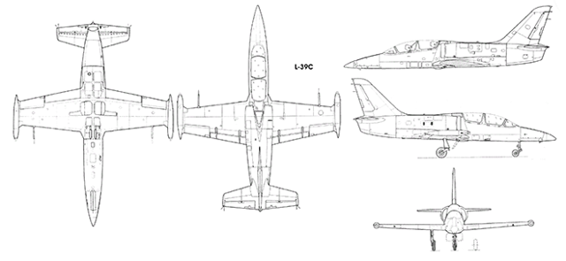 Aero l-39 albatros - вики