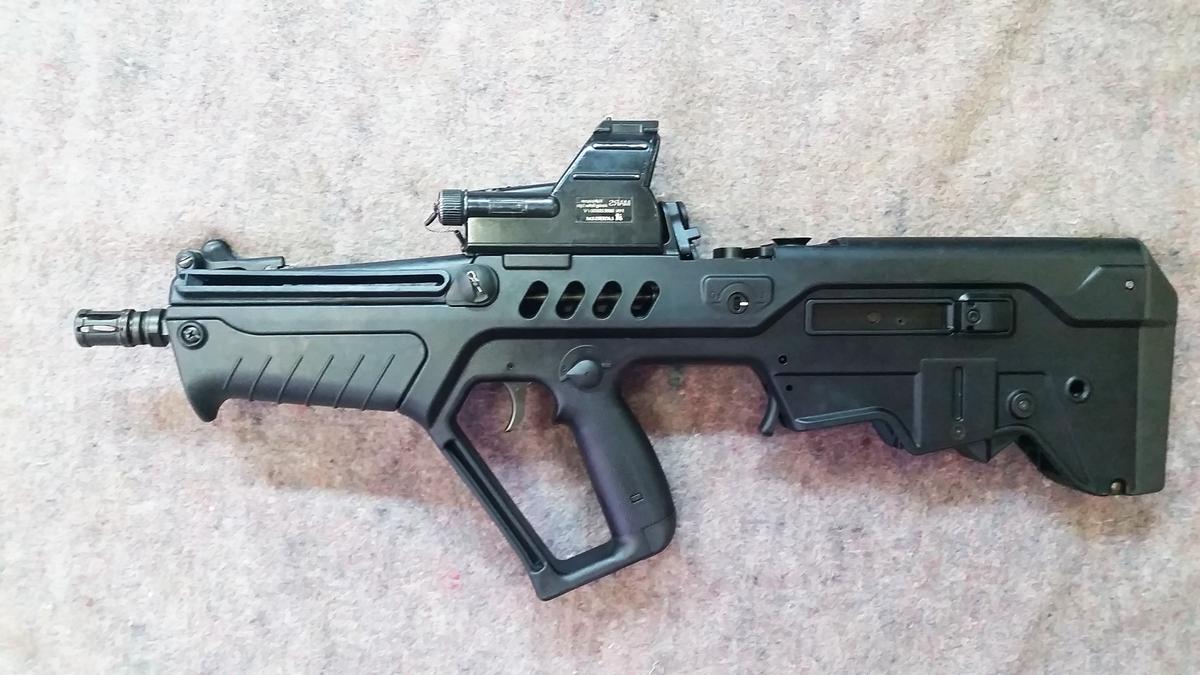 Штурмовая винтовка Tavor CTAR-21