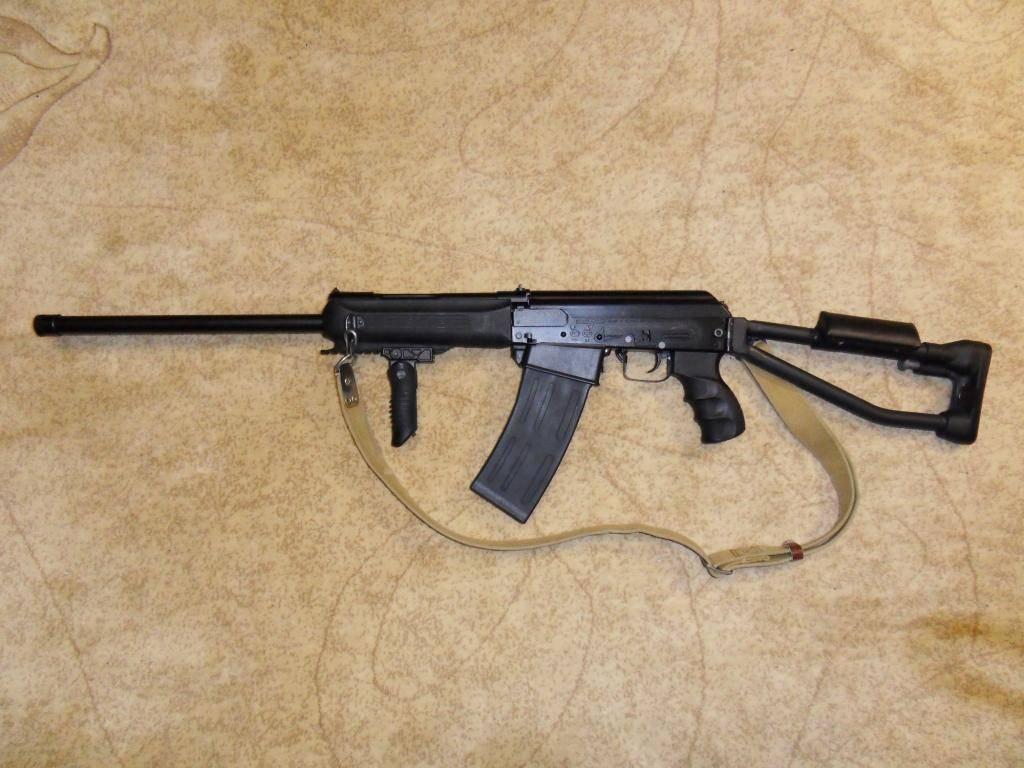 Гладкоствольное ружье Сайга-12С