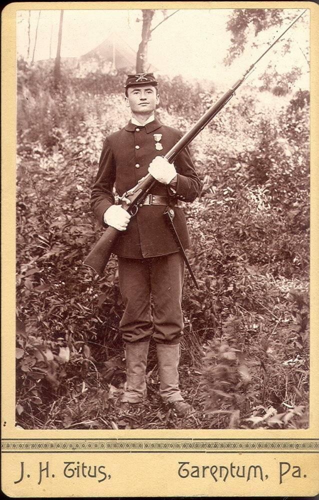Американская магазинная винтовка springfield m1903