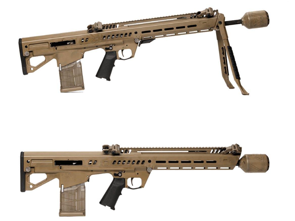 Армия сша закупает стрелковое оружие нового поколения
