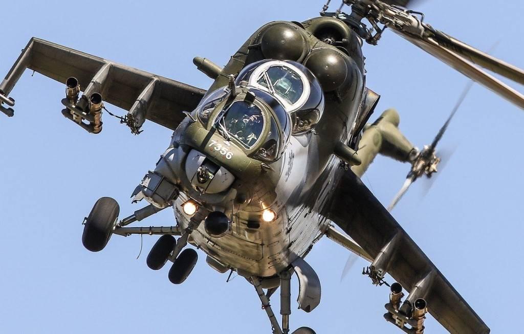 Боевой вертолет ми-24 | армии и солдаты. военная энциклопедия