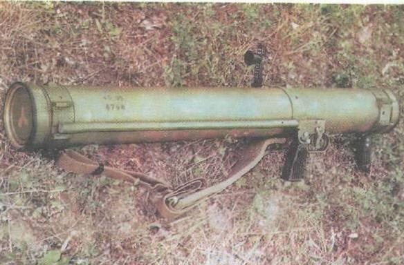 """Выстрел из реактивного огнемета шмель. выдох преисподней: почему огнемет """"шмель"""" стал самым опасным оружием пехоты"""