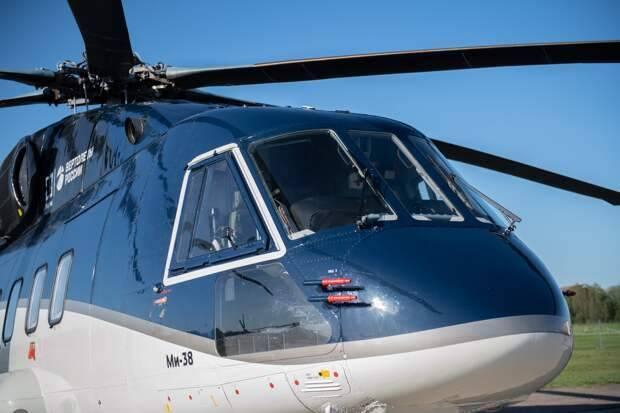 Вертолет Ми-38: история создания, описание конструкции и характеристики