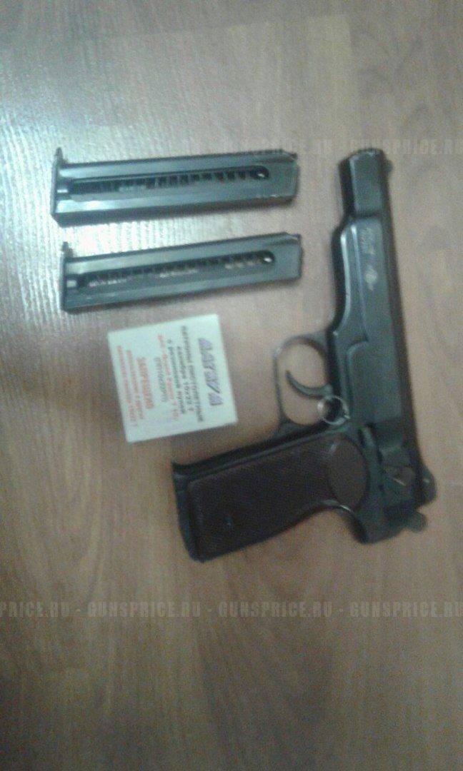 Стечкина пистолет: характеристика, история создания и фото