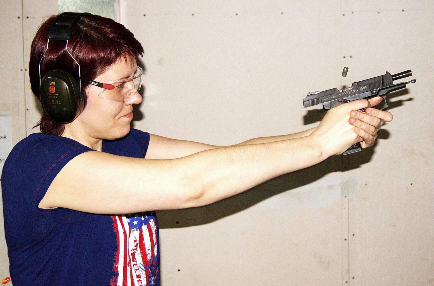 Пулевая стрельба  в москве