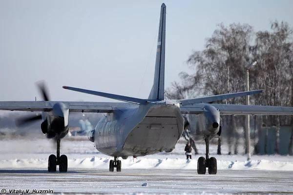 Ан-26 — один из лучших легких самолетов военно-транспортной авиации