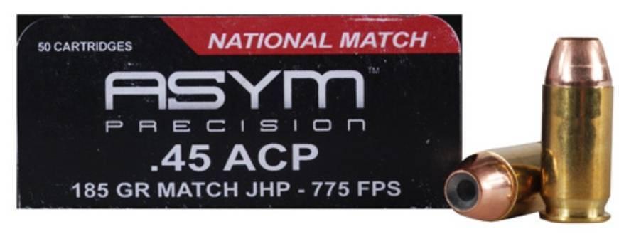 Патрон 45 acp — характеристики, описание, оружие, фото