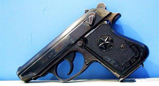 Введите 64 пистолет - type 64 pistol