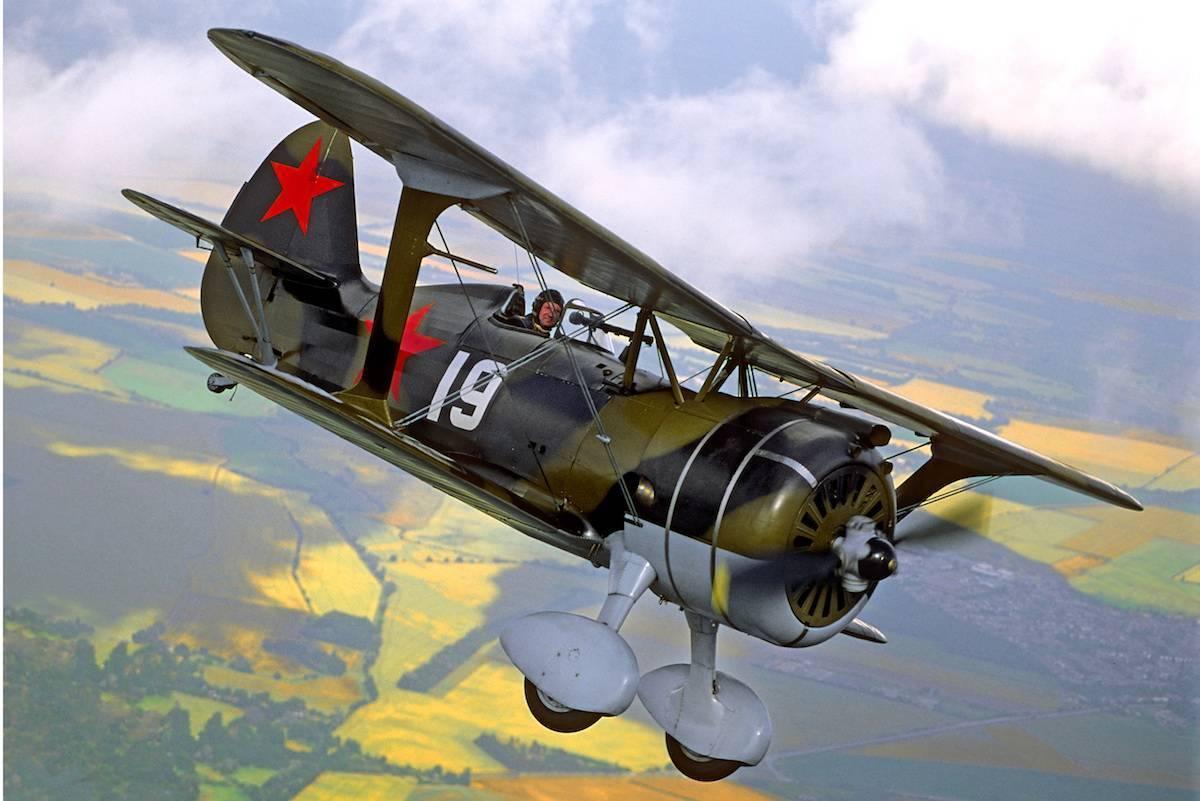 Истребитель и-15 бис (и-152) (ссср)