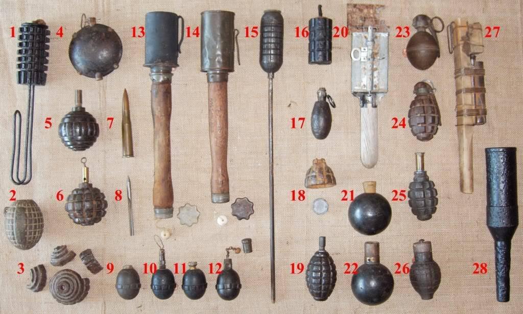 Осколочные боеприпасы — основное огневое средство против живой силы