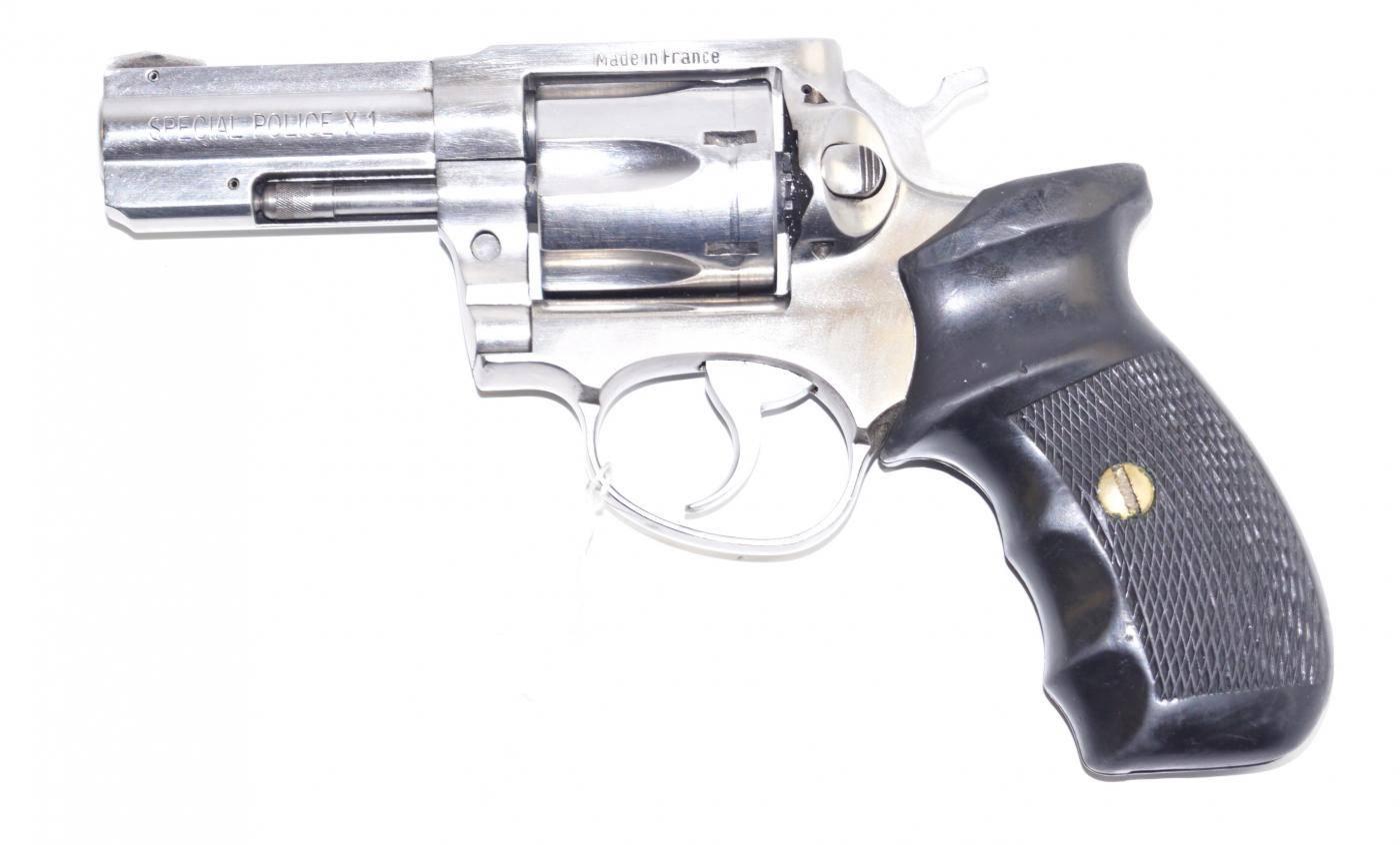 Револьвер manurhin mr-73
