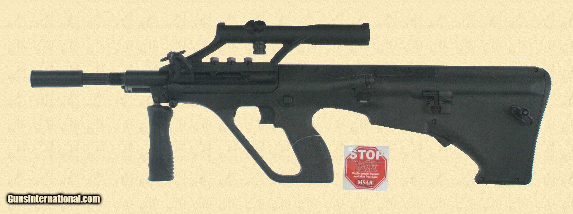 Винтовка Microtec MSAR STG-556
