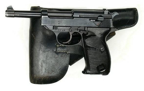 """Травматический пистолет walther p22t, или просто - """"резиновый вальтер"""""""