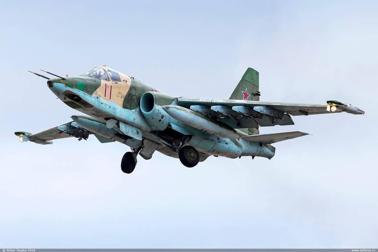 Су-39 «несостоявшийся» грач