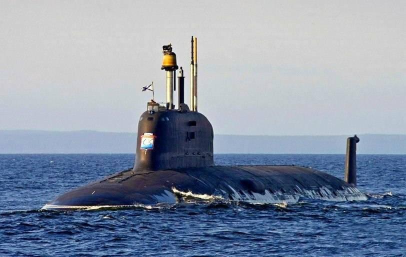 Крадущийся «ясень»: самая опасная подлодка россии спущена на воду