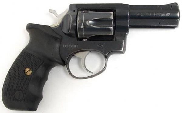 Револьвер colt police positive