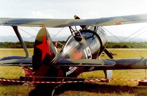 Истребитель И-15 – герой испанского неба