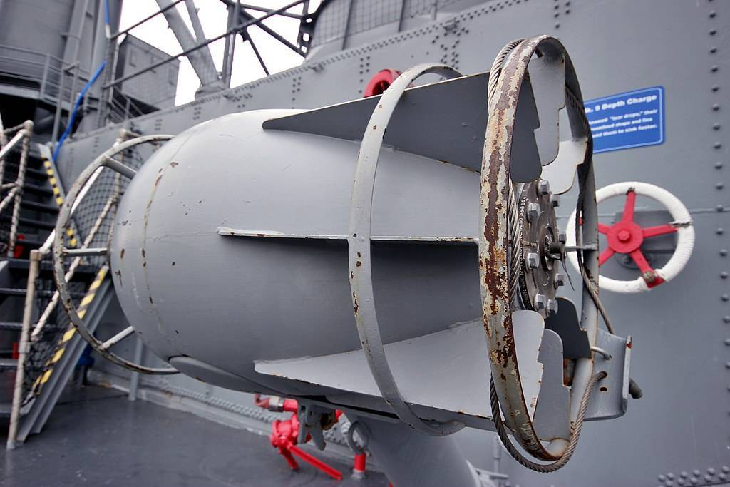 Глубинная бомба