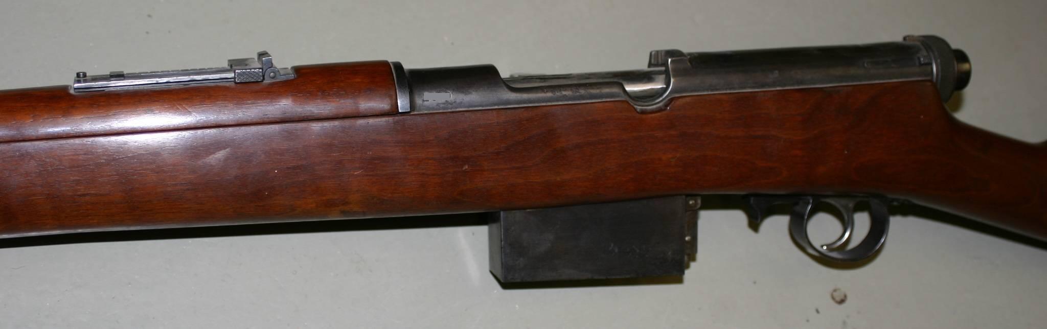 Mondragón (винтовка) вики