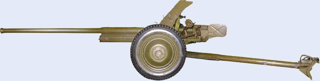 45 мм пушка вов. «сорокопятка» – знаменитая рабочая лошадка великой войны