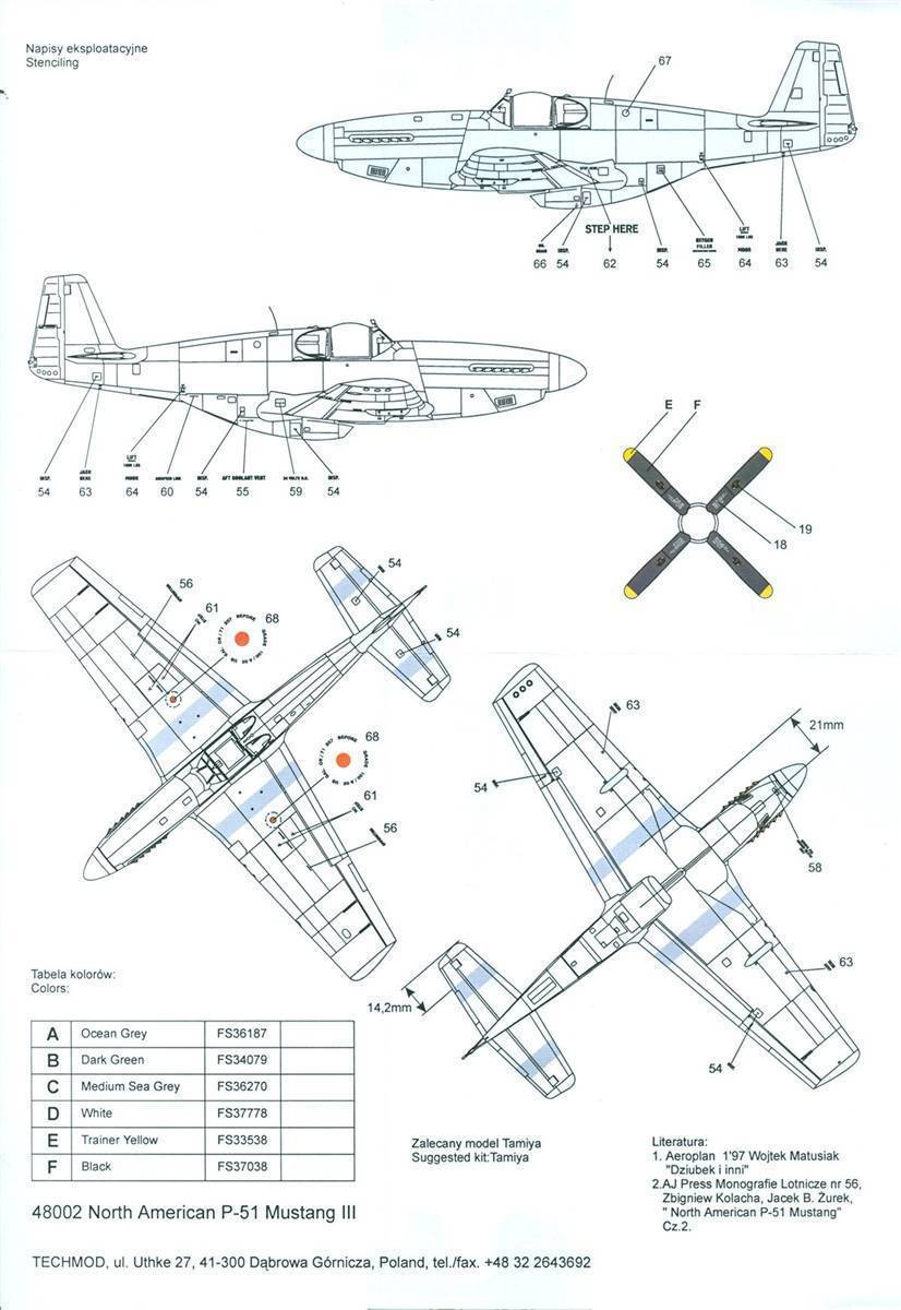 North american p-51 mustang википедия