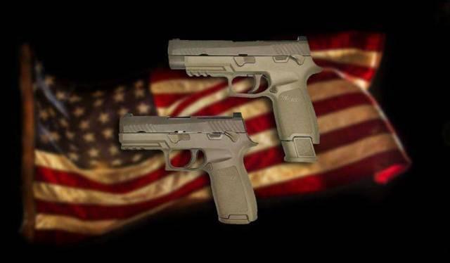 Пистолет Sig Sauer P320 (серия)
