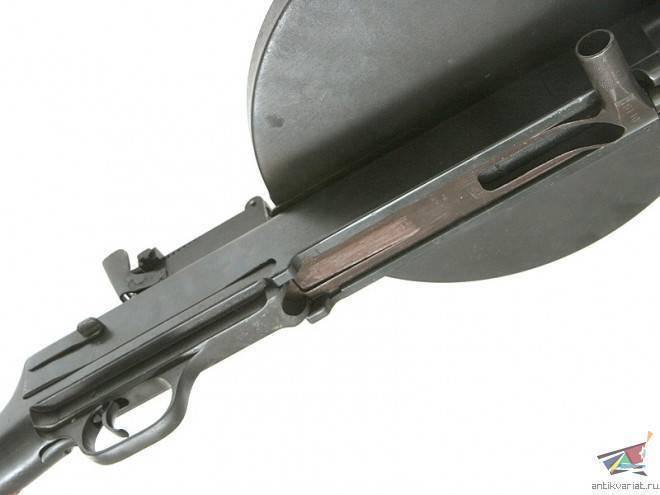 Пулемет системы дегтярева – эталон, победивший время. ручной пулемет дегтярева дпм дегтярев пехотный модернизированный