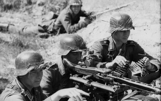 Гражданское оружие пулемет MG-42