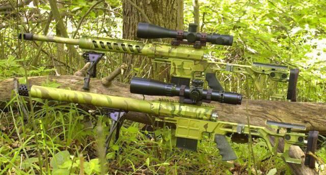 Снайперская винтовка DXL-4 СЕВАСТОПОЛЬ