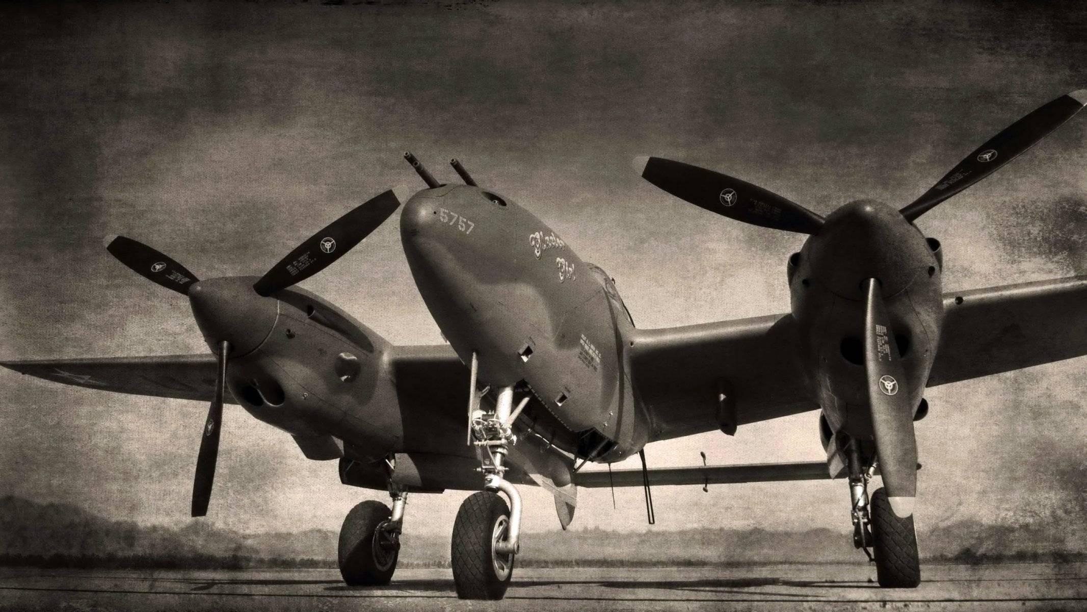 Lockheed p-38 lightning википедия