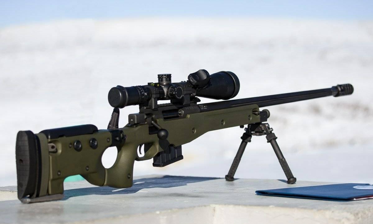 Снайперская винтовка: ликбез длячайников