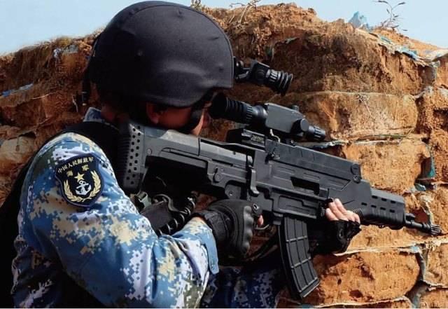 Type 81 штурмовая винтовка — характеристики, фото, ттх
