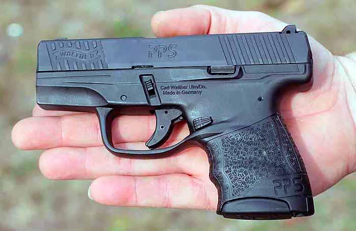 Пистолет walther pps