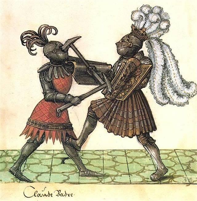 Боевой молот древнее оружие. боевой молот: описание оружия и его основные особенности