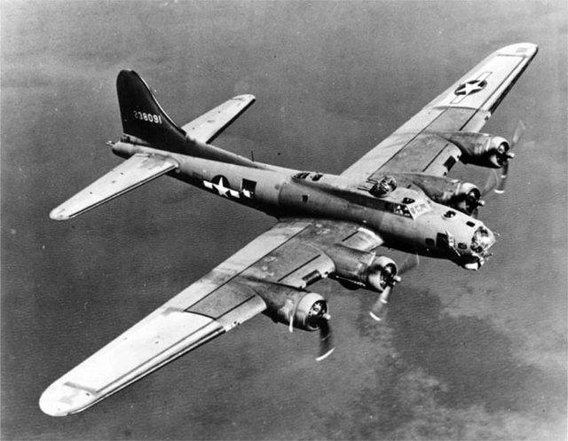 Список boeing b-17 flying fortress вариантов - list of boeing b-17 flying fortress variants - qwe.wiki