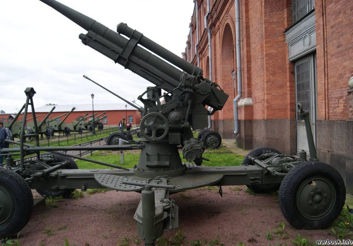 85-мм зенитная пушка образца 1939 года (52-к) — википедия с видео // wiki 2