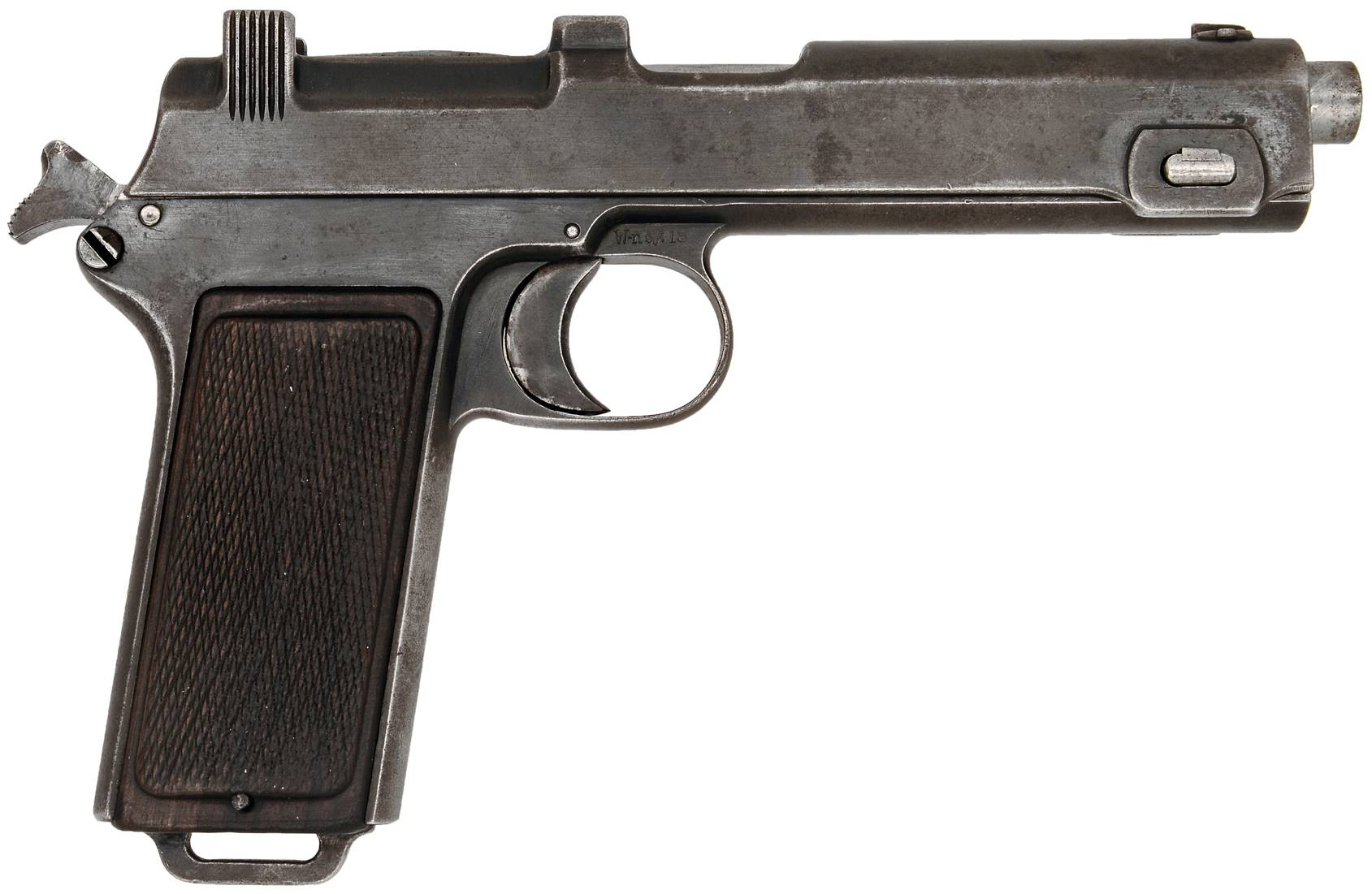 Пистолет steyr gb