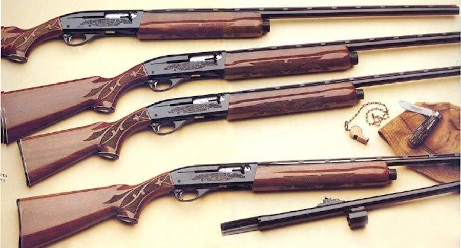 Гладкоствольное оружие является самым востребованным