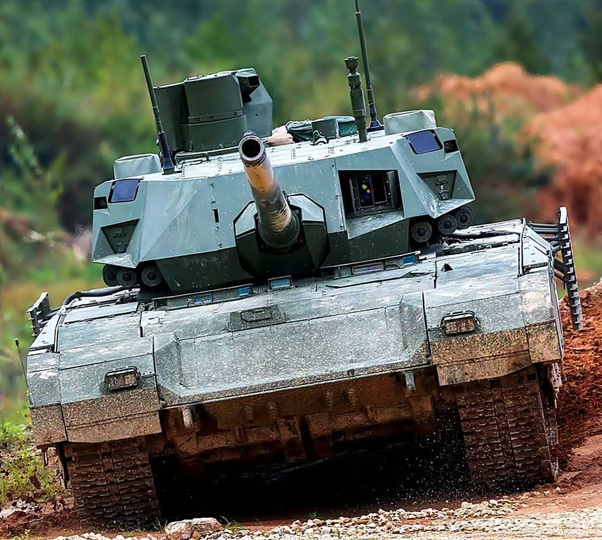 5 самых быстрых танков