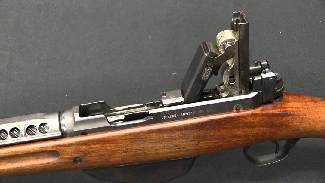 Самозарядная винтовка Pedersen T1