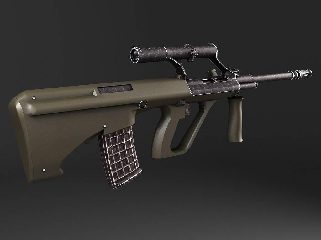 Штурмовая винтовка - assault rifle - qwe.wiki
